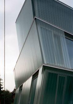 Maison Go by Périphériques architects, Thionville, France
