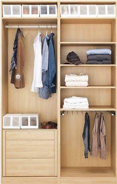 wardrobe from ikea