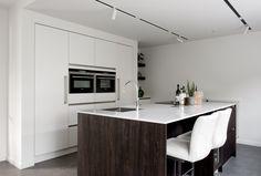 Moderne Nederlandse Keuken : 43 beste afbeeldingen van moderne eilandkeukens