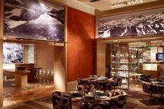 Spago Beaver Creek, at the Ritz-Carlton, Bachelor Gulch. Ate here on my 26th birthday