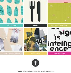 how to utilize pinterest in freelance design work, from Breanna Rose