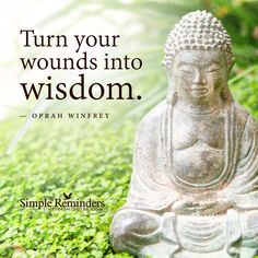 Turn your wounds into wisdom Turn your wounds into wisdom. — Oprah Winfrey and article by Erica Taxin Bleznak: Yoga Teacher, Reflexologist, Mom and Writer. Here is to Another Trip Around the Sun. Birthdays are a time when we seem to instinctually pause to reflect on our past year and consider the everchanging landscape of our lives. It was almost exactly a year ago while...