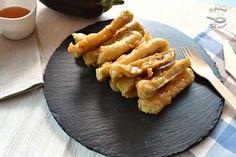 Deliciosa receta de Berenjenas rebozadas con miel de Disfrutando de la Cocina