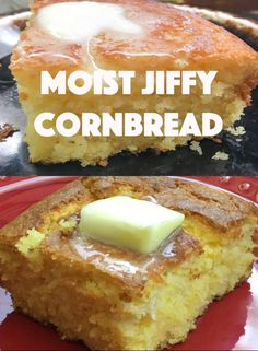 What Can I Do To Make Jiffy Cornbread More Moist? This is a recipe for a moist, easy, and delicious Jiffy cornbread recipe. The cornbread is a sweet and savory side dish that only takes a few minutes to make. Gourmet Recipes, Cake Recipes, Dessert Recipes, Cooking Recipes, Fish Recipes, Meal Recipes, Brunch Recipes, Vegetarian Recipes, Cooking Corn