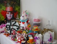 Alice and the Wonderland Buffet