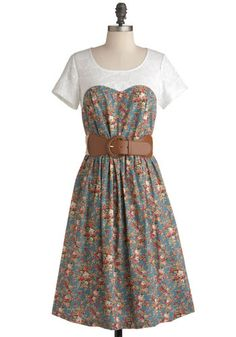 A Tearose for Two Dress from ModCloth