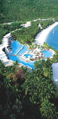 Probably the next place I will travel to in Australia. Hayman Island!