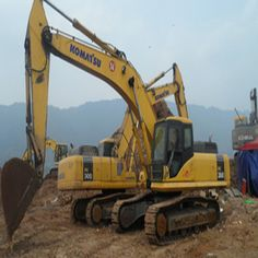 Used Komatsu Excavator PC360-7 For Sale