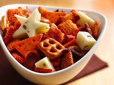 Lone Star Chex Mix® - Holiday Cottage