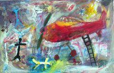 Artwork >> Phil De Giens >> lost souls