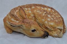 Karen Fawcett Studios|ceramic bird sculpture|ceramic animal sculpture | Mammals