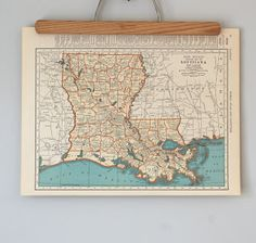 of paper and things: paper fix | antique maps
