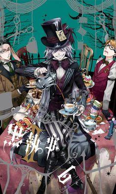 黒執事 FVGA(480×800)壁紙アニメ画像768 スマポ