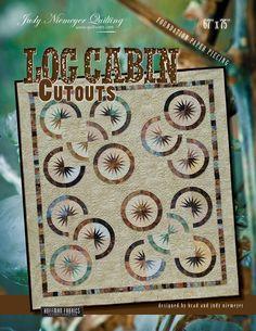 Log Cabin Cutouts Pattern
