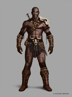 Character concept for a personal project 2 by mabdelfatah armor clothes clothing fashion player character npc | Create your own roleplaying game material w/ RPG Bard: www.rpgbard.com | Writing inspiration for Dungeons and Dragons DND D&D Pathfinder PFRPG Warhammer 40k Star Wars Shadowrun Call of Cthulhu Lord of the Rings LoTR + d20 fantasy science fiction scifi horror design | Not Trusty Sword art: click artwork for source