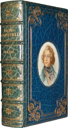 THE PERSONAL HISTORY OF DAVID COPPERFIELD  DICKENS, Charles [COSWAY BINDING] Bradbury & Evans, 1850. First Edition.