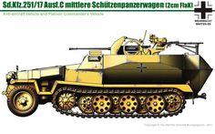 Sd.Kfz.251/17 Ausf.C