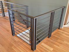 Custom Modern Railing & Handrail