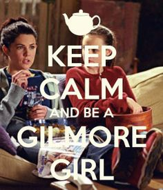 Gilmore Girls on We Heart It. http://weheartit.com/entry/84386133