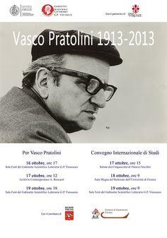 """Italiano con la letteratura: nel centenario della nascita di Vasco Pratolini, un brano da """"Cronaca sentimentale"""" e due esercizi di lessico"""