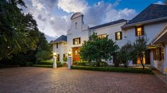 7 Bedroom House in Houghton Estate, NOORDHOEK, a contribution to the posh suburb of Houghton Number 21, Private Property, My House, Mansions, Bedroom, House Styles, Home, Mansion Houses, Room