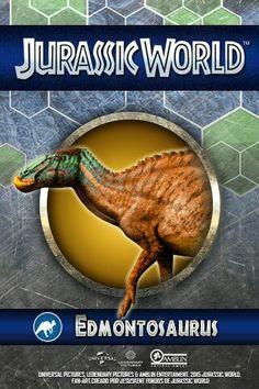 Edmontosaurus fondo
