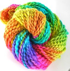 Hey, I found this really awesome Etsy listing at https://www.etsy.com/listing/213571802/handspun-bfl-yarn-hand-dyed-bfl-wool