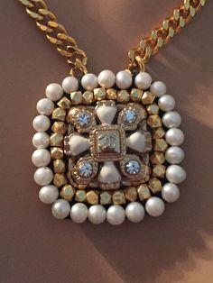 eda7c7c027d7 Amazing unique diamond necklace  uniquediamondnecklace