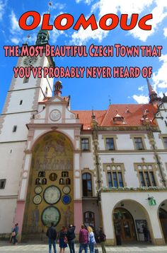 Olomouc – the Most B