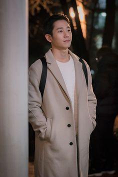 jung hae in ☆Pretty Sister Who Buys Me Food☆ Asian Actors, Korean Actors, Korean Dramas, Cute Couple Art, Cute Couples, Korean Celebrities, Celebs, Oppa Gangnam Style, Korean Tv Series