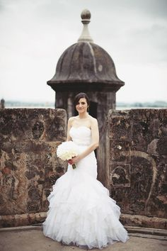 Photography: Kristen Marie Photography - iamkristenmarie.com SAN JUAN PUERTO RICO  Read More: http://www.stylemepretty.com/2011/08/22/san-juan-wedding-by-kristen-marie-photography/