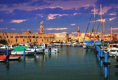 Acre (Akko) Port, Israel