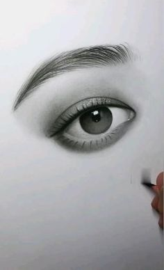 Art Drawings Beautiful, Art Drawings Sketches Simple, Pencil Art Drawings, Realistic Drawings, Drawings Of Eyes, Realistic Eye, 3d Art Drawing, Zipper Drawing, Eye Pencil Drawing