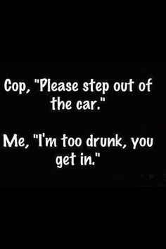 This is almost how it went for me...lol!!!