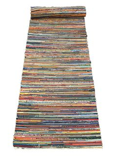 These Cotton Rags Rug are hand stitched by local artisan in The Pink City Jaipur, India which may result rare uneven edges or loose thread. Hallway Runner, Hand Stitching, Rug Runner, Cool Things To Buy, Bohemian Rug, Weaving, Creative, Handmade Gifts, Rag Rugs