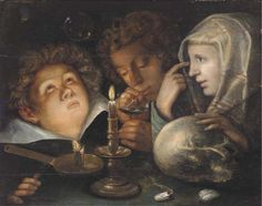 Bubble Painting in Vanitas. Homo Bulla ~ Attributed to Jaques de Gheyn II (Antwerp A vanitas allegory Vanitas, Symbolic Art, Bubble Painting, Dance Of Death, Blowing Bubbles, Soap Bubbles, Urban Life, Memento Mori, Beautiful Paintings