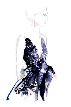 Dior Couture by Sara Johanna