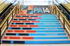 Partner Alliance 2014 event branding by Annatto Stair Graphics Event Branding, Identity Branding, Visual Identity, Environmental Graphic Design, Environmental Graphics, Corporate Design, Event Design, Signage Design, Branding Design
