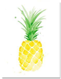 Piña Print - Yellow | The Aestate