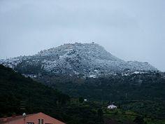 Snowy Pollina