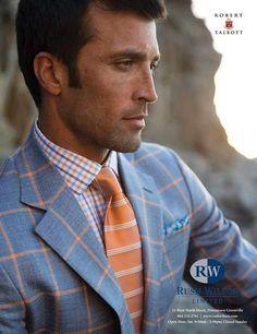 Robert Talbott Spring 2015 available at Rush Wilson Limited