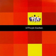 m people excited