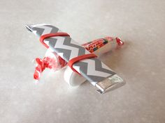 Airplane Valentines...it actually worked!!