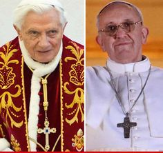 Old Pope vs. New Pope -- Whod You Rather?