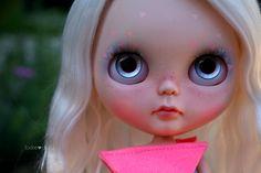 FINAL SALE Emma ooak Blythe doll by Jodiedolls por Jodiedolls