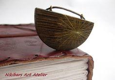 Wenge Wood Dandelion Pendant Wood by NikibarsNatureArt on Etsy
