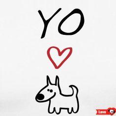 Yo amo a mi perro