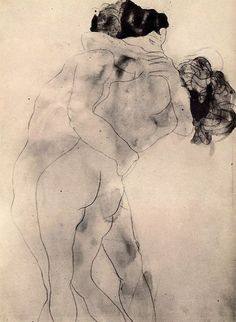 Auguste Rodin   The embrace