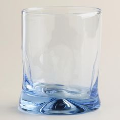 Blue Impressions Double Old-Fashioned Glasses, Set of 4 from Cost Plus World Market on Catalog Spree
