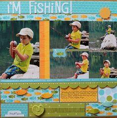 Doodlebug Fishing